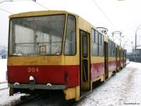 Киев. Tatra T6B5 (Tatra T3M) №304