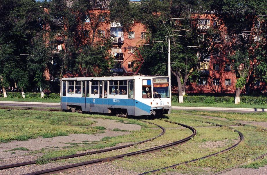 Новокузнецк. 71-608К (КТМ-8) №171