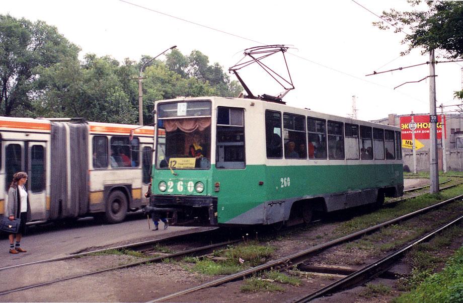 Новокузнецк. 71-608К (КТМ-8) №260