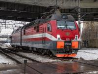 Санкт-Петербург. 2ЭС4К Дончак-120