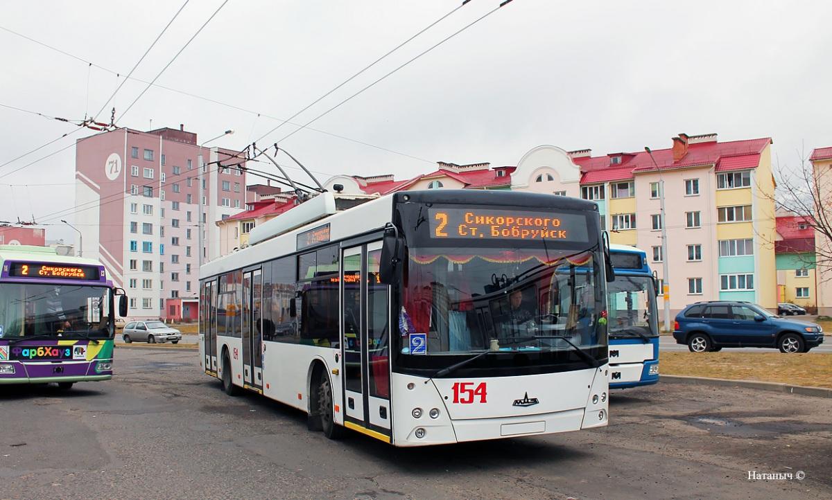 Бобруйск. МАЗ-ЭТОН Т203 №154