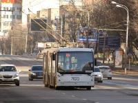 Москва. ТролЗа-6206 Мегаполис №7623