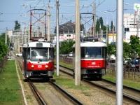 Краснодар. Tatra T3SU №009, Tatra T3SU №089