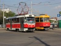 Краснодар. Tatra T3SU №019, Tatra T3SU №027