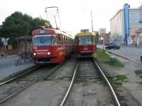 Краснодар. Tatra T3SU №075, Tatra T3SU №106
