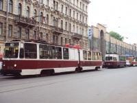 Санкт-Петербург. ЛВС-86К №8170, ЛМ-68М №4588