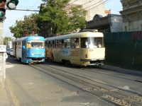 Краснодар. Tatra T3SU №004, Tatra T3SU №153