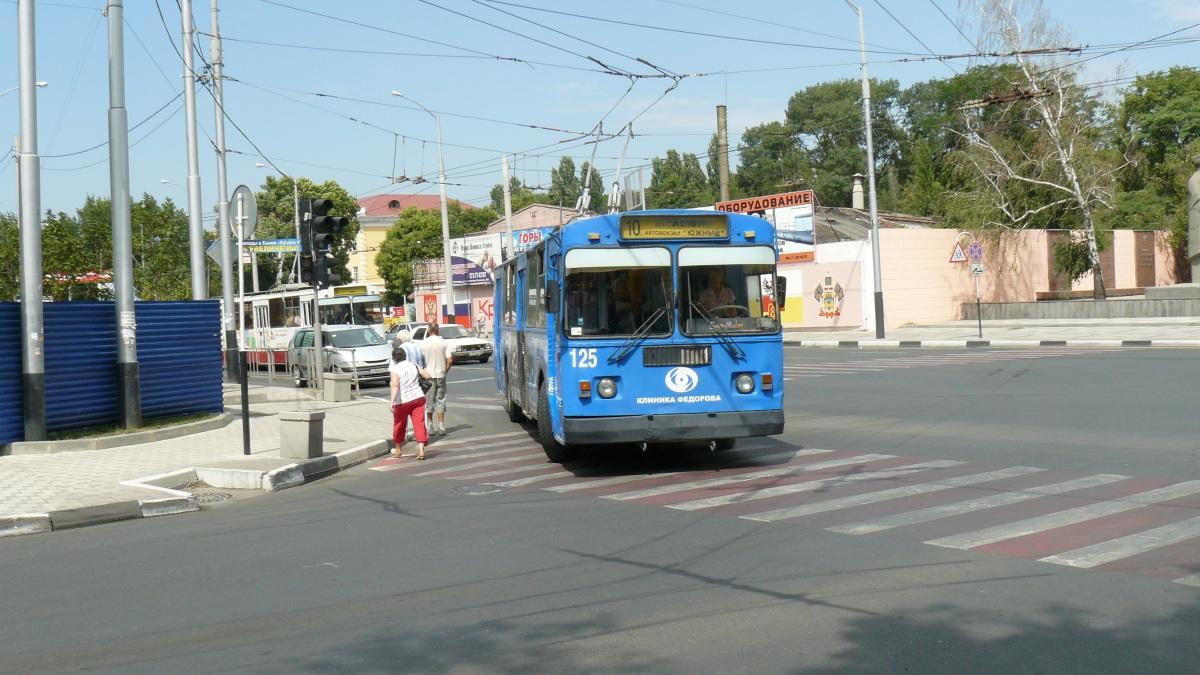 Краснодар. ЗиУ-682Г00 №125
