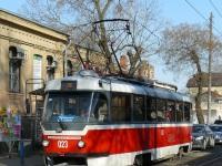 Краснодар. Tatra T3SU №023