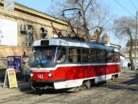 Краснодар. Tatra T3SU №142