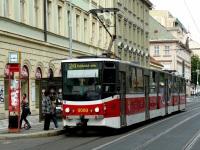 Прага. Tatra KT8D5 №9069