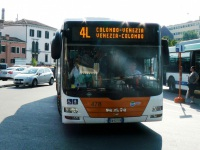 Венеция. MAN A23 Lion's City NG313 DW 821RV