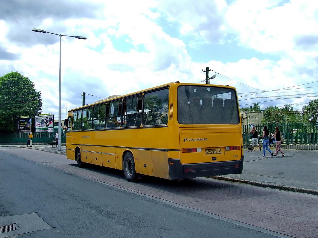 Сентендре. Ikarus C56 HOG-517