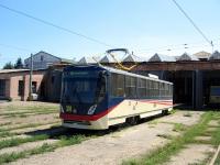 Луганск. К1 №301, 71-605 (КТМ-5) №158
