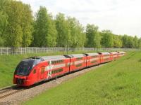 Москва. ЭШ2-001
