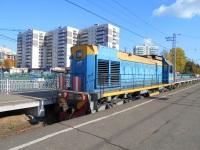 Москва. ТЭМ18Д-141