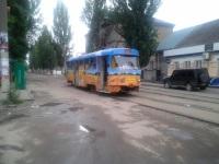 Запорожье. Трамвай Tatra T3SU № 354, маршрут 16