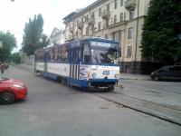 Запорожье. Tatra T6B5 (Tatra T3M) №456