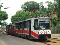 Ярославль. 71-608К (КТМ-8) №84, 71-605 (КТМ-5) №33