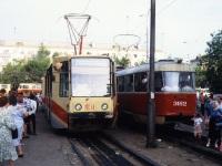 Уфа. 71-608К (КТМ-8) №1151, Tatra T3SU №3162