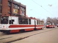 Санкт-Петербург. ЛВС-86К №8185, ЛВС-86К №8145