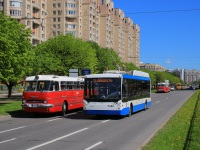 Санкт-Петербург. ТролЗа-5265.00 Мегаполис №2508