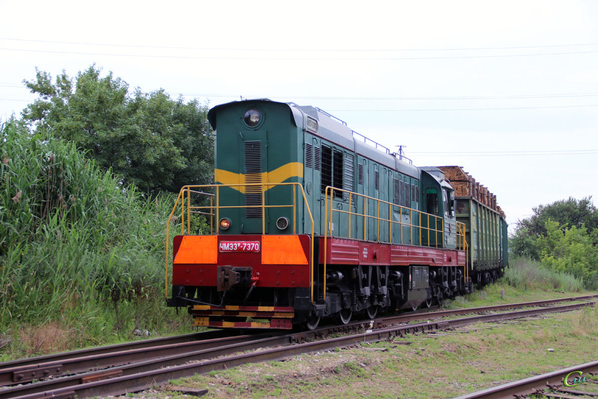 Ростов-на-Дону. ЧМЭ3т-7370