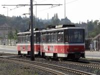 Прага. Tatra T6A5 №8621