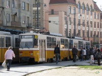 Будапешт. Tatra T5C5 №4042