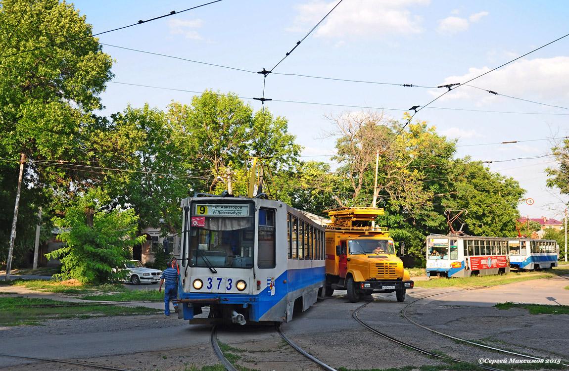 Таганрог. 71-608К (КТМ-8) №373