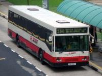 Сингапур. Hispano (Mercedes-Benz O405) TIB799L