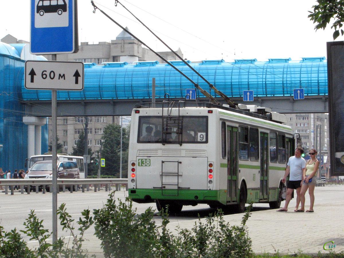 Ярославль. ВЗТМ-5280 №138