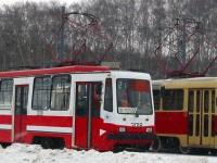 Москва. Tatra T3 (МТТЧ) №3386, 71-134А (ЛМ-99АЭ) №3018