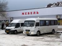 Таганрог. Hyundai County LWB ам733, Ford Transit ам712