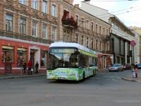 Вильнюс. Solaris Trollino 15 №1677