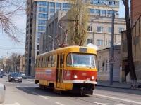 Ростов-на-Дону. Tatra T3 (двухдверная) №105