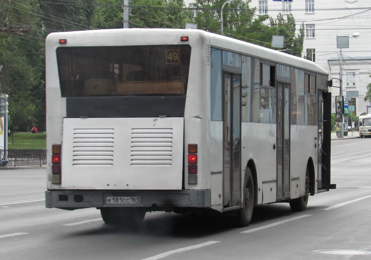 Ростов-на-Дону. Волжанин-5270 к181сс