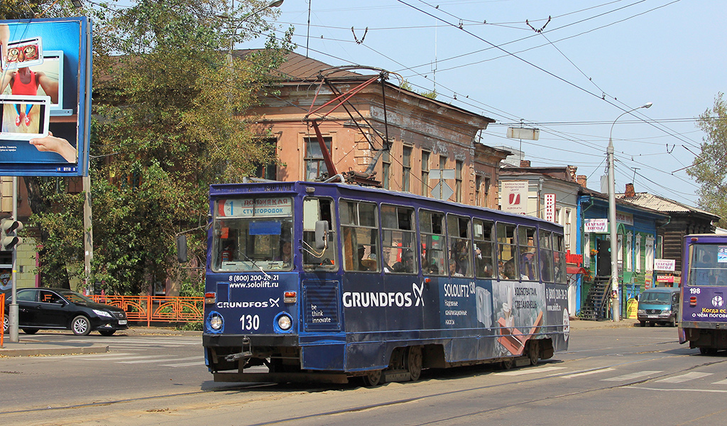 Иркутск. 71-605 (КТМ-5) №130