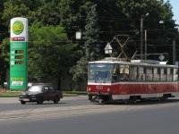 Харьков. Tatra T6B5 (Tatra T3M) №4521