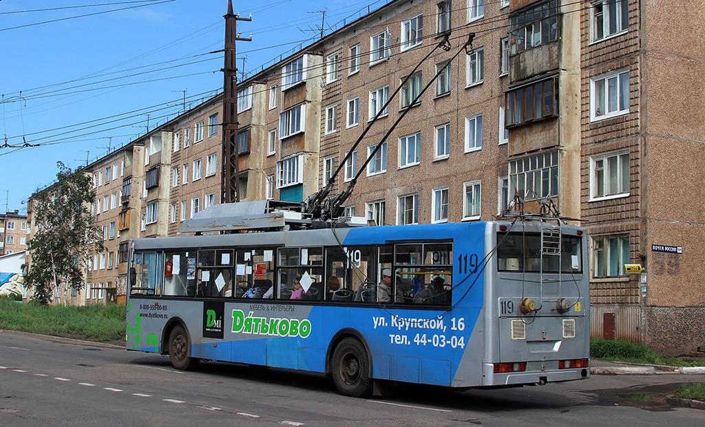Братск. СТ-6217М №119