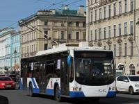 Санкт-Петербург. ВМЗ-5298.01 Авангард №2343