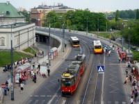 Варшава. Konstal 105Na №1288