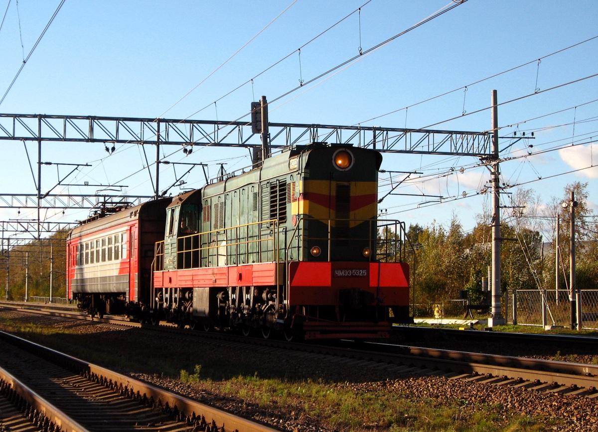 Санкт-Петербург. ЧМЭ3-5325