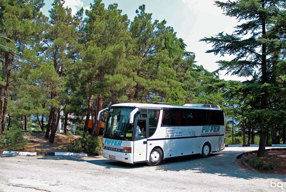 Ялта. Setra S309HD BB9177CK
