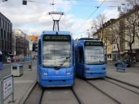 Мюнхен. Adtranz R3.3 №2214, Adtranz R3.3 №2219