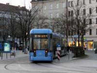 Мюнхен. Stadler Variobahn №2302