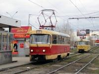 Екатеринбург. Tatra T3SU №221, Tatra T3SU №694
