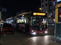 Стамбул. Otokar Kent 34 BG 7148