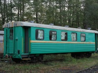 Гусь-Хрустальный. Пассажирский вагон ПВ40