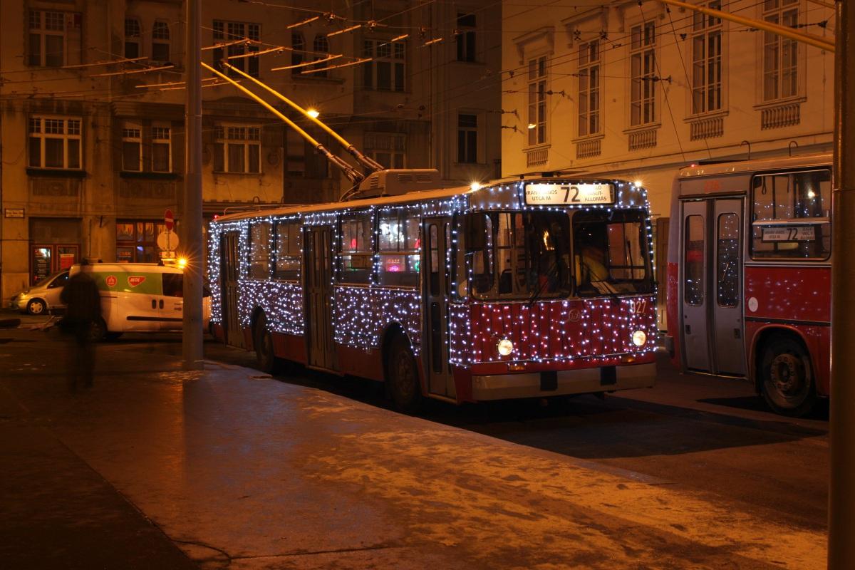 Будапешт. ЗиУ-682УВ №927